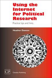 Using the Internet for Political Research by Heather Dawson image