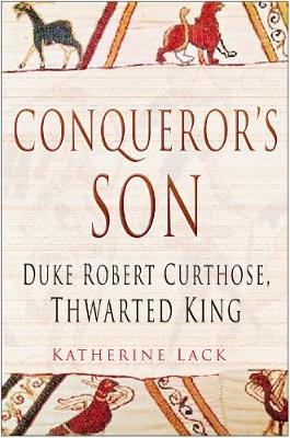 Conqueror's Son by Katherine Lack image