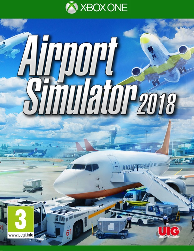 Airport Simulator 2018 | Xbox One | Pre-Order Now | at