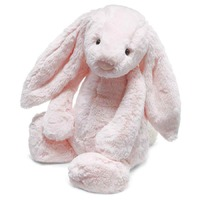 Jellycat: Bashful Light Pink Bunny (Large)