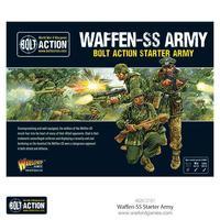 German Army Waffen SS Starter Army (1943-45)