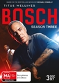 Bosch - Season 3 on DVD