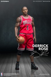 NBA: Derrick Rose - 1/6 Scale Action Figure