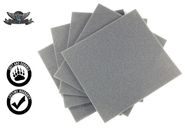 5-Pack Medium Foam Toppers Kit (BFM)