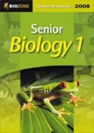 Senior Biology 1: 2008 Student Workbook by Richard Allan image