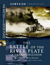 Battle of the River Plate by Richard Woodman image