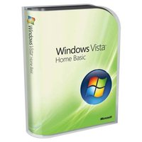 Microsoft Windows Vista Home Basic Upgrade image