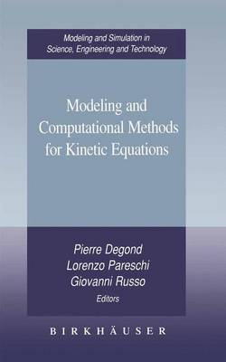 Modeling and Computational Methods for Kinetic Equations image