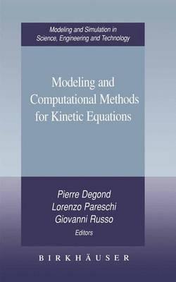 Modeling and Computational Methods for Kinetic Equations image
