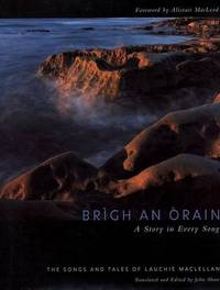 Brigh an Orain - A Story in Every Song by Lauchie MacLellan image