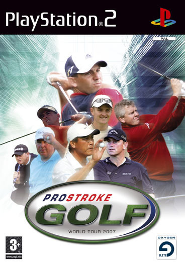 ProStroke Golf: World Tour 07 for PlayStation 2