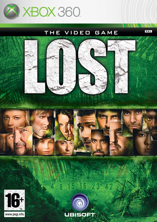 Lost for Xbox 360