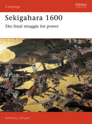 Sekigahara, 1600 by Anthony J Bryant