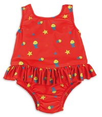 Nappy Swimsuit Red (XL 12-15kgs)