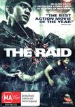 The Raid on DVD