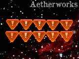Aetherworks Stress Tokens - Flourescent Red (10 Pack)