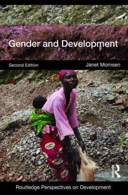 Gender and Development by Janet Momsen image