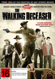 The Walking Deceased on DVD