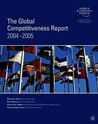 The Global Competitiveness Report 2004-2005 image