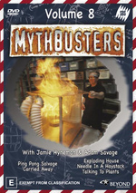 Mythbusters - Vol. 8 on DVD