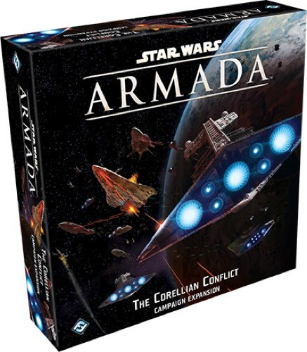 Star Wars Armada: The Corellian Conflict image