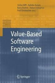 Value-Based Software Engineering