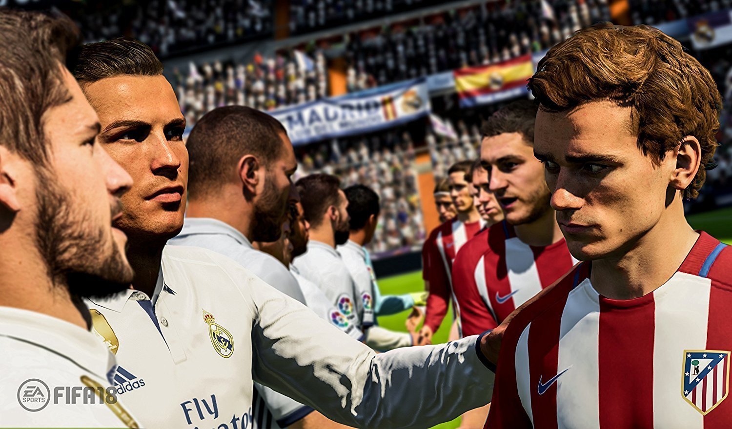 FIFA 18 for Xbox One image