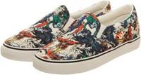 Justice League Deck Shoe (Size 9)