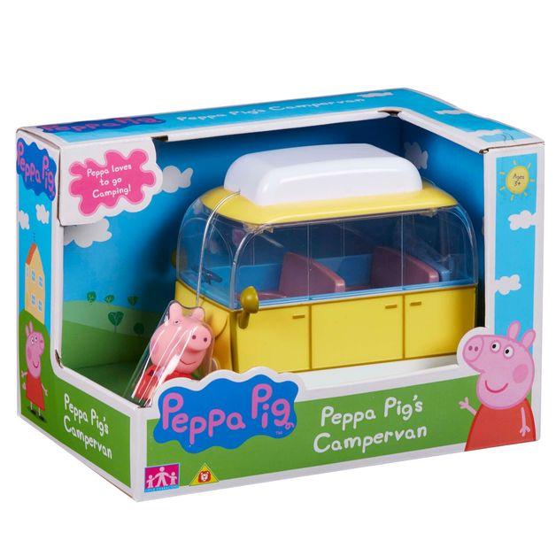 Peppa Pig: Vehicles - Campervan
