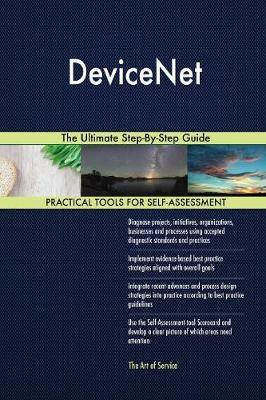 Devicenet the Ultimate Step-By-Step Guide by Gerardus Blokdyk image