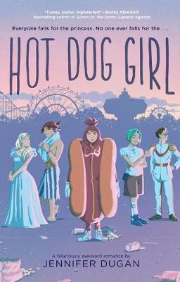 Hot Dog Girl by JENNIFER DUGAN