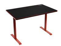 Arozzi Arena Leggero Gaming Desk (Red) for