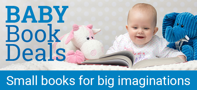 Baby Book Deals! Up to 50% off!