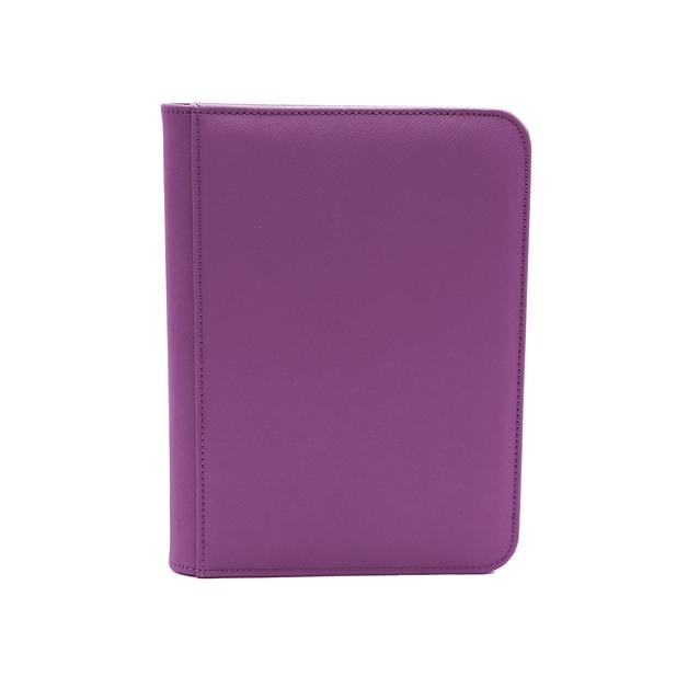 Dex Protection: Dex Zipper Binder 4 - Purple