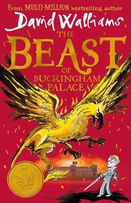 The Beast of Buckingham Palace by David Walliams image