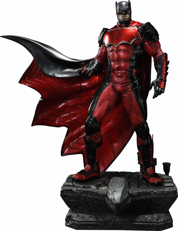 "Batman Arkham Knight - Batman (JL 3000) - 19"" Premium Statue"