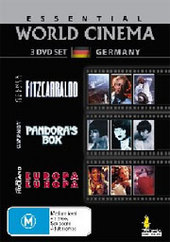 Essential World Cinema - Germany (3 Disc Set) on DVD