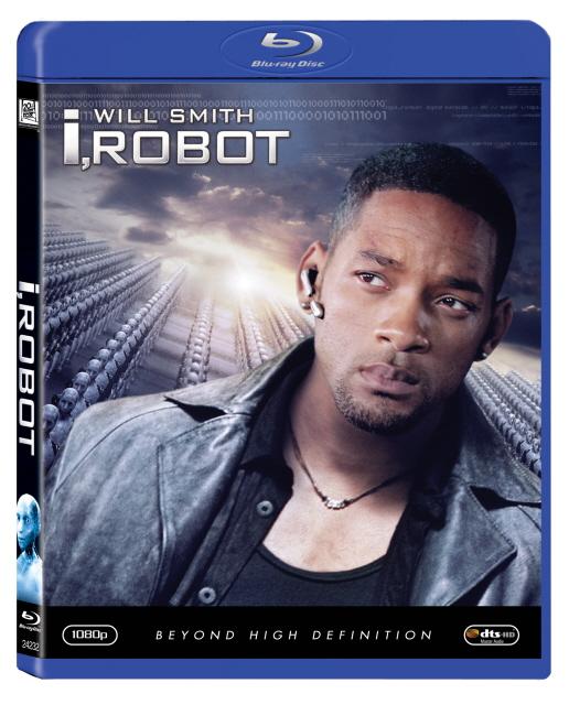 I, Robot on Blu-ray image