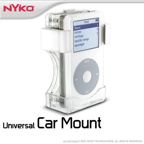 Nyko Universal Car Mount for