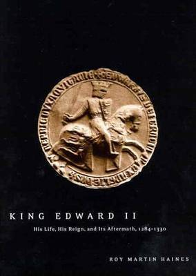 King Edward II by Roy Martin Haines