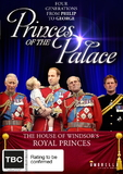 Princes of the Palace DVD