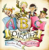 An ABC of Pirates by Caroline Stills image