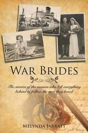 War Brides by Melynda Jarratt image