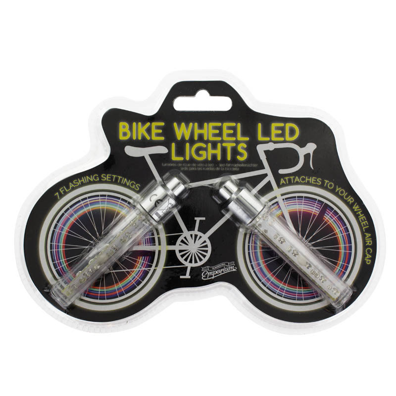 Bike Wheel LED Lights image