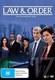 Law and Order - The Seventeenth Year on DVD