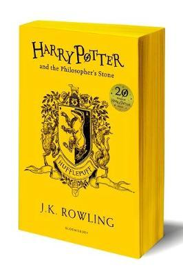 Harry Potter and the Philosopher's Stone - Hufflepuff Edition by J.K. Rowling