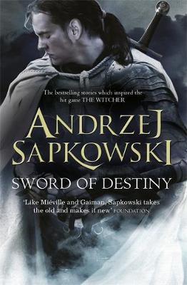 Sword of Destiny by Andrzej Sapkowski image