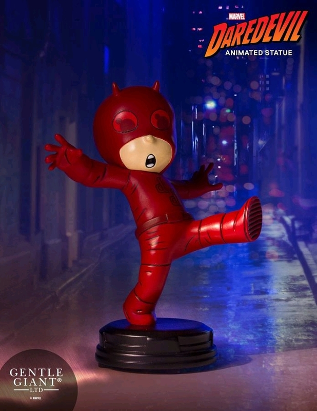 Marvel: Daredevil - Animated Statue