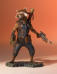 Guardians of the Galaxy Vol.2 - 1/8 Rocket & Groot Collector's Gallery Statue image