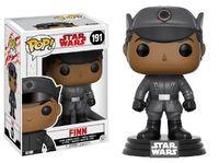 Star Wars: The Last Jedi - Finn Pop! Vinyl Figure image